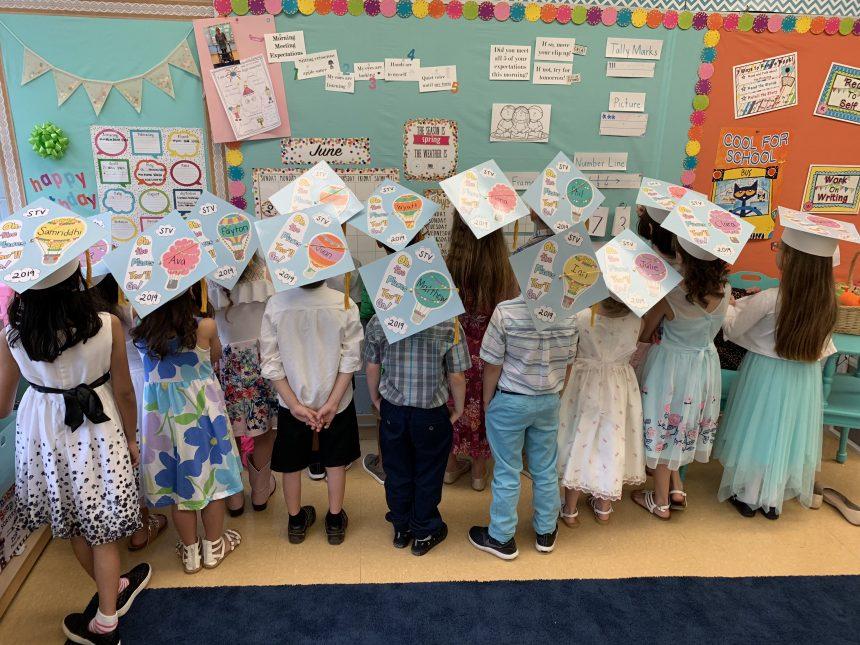 PS4 and Kindergarten Graduation