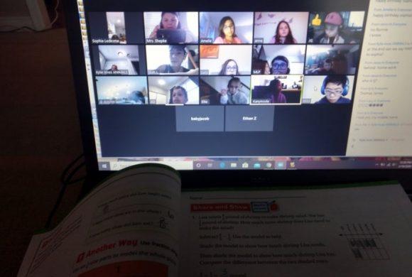 STV School Completes Full Week of Remote eLearning